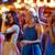 groep · vrienden · prom · partij · gelukkig - stockfoto © dolgachov