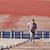 jonge · man · lopen · naar · boven · stadion · fitness · sport - stockfoto © dolgachov