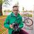 bağbozumu · dijital · fotoğraf · makinesi · beyaz - stok fotoğraf © dolgachov