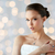femeie · frumoasa · cercel · deget · inel · frumuseţe · bijuterii - imagine de stoc © dolgachov