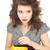 несчастный · домохозяйка · расстраивать · женщину · сидят · девушки - Сток-фото © dolgachov
