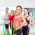 personal · trainer · groep · gymnasium · fitness · sport · opleiding - stockfoto © dolgachov