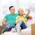 çift · mutlu · birlikte - stok fotoğraf © dolgachov