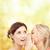 mulheres · sorrindo · pessoas - foto stock © dolgachov