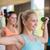 insanlar · aerobik · sınıf · ağırlıklar · uygunluk - stok fotoğraf © dolgachov
