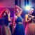 tieners · dansen · verjaardagsfeest · mode · kinderen · groep - stockfoto © dolgachov