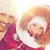 gelukkig · gezin · kind · winter · kleding · buitenshuis - stockfoto © dolgachov