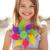 幸せな家族 · 演奏 · おもちゃ · 風力タービン · 家族 · 再生可能エネルギー - ストックフォト © dolgachov