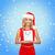 Рождества · представляет · корзина · украшенный · реальный · ель - Сток-фото © dolgachov