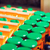 jars and bottles with eco food at bio market stock photo © dolgachov