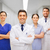 счастливым · группа · врачи · больницу · клинике · профессия - Сток-фото © dolgachov