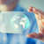 mão · transparente · médico · boca · dentes - foto stock © dolgachov