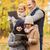 famiglia · felice · autunno · parco · famiglia · infanzia - foto d'archivio © dolgachov