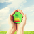 mains · vert · papier · maison · énergie - photo stock © dolgachov