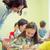 crianças · estudantes · sala · de · aula · ajuda · outro · escolas - foto stock © dolgachov