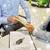 customers giving money to car dealer in auto salon stock photo © dolgachov