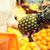 genç · kadın · egzotik · meyve · tepsi · kadın - stok fotoğraf © dolgachov