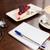 пер · очки · ноутбук · белый · книга · стекла - Сток-фото © dolgachov