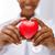 アフリカ · 医師 · 中心 · 医療 · 医療 · 心臓病学 - ストックフォト © dolgachov