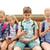 Grundschule · Studenten · Smartphones · primären · Bildung · Freundschaft - stock foto © dolgachov