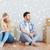 relação · crise · sessão · sofá · casa - foto stock © dolgachov