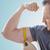 jonge · mannelijke · bodybuilder · sport · bodybuilding - stockfoto © dolgachov