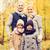 счастливая · семья · осень · парка · семьи · детство · сезон - Сток-фото © dolgachov