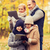 счастливая · семья · осень · парка · семьи · детство - Сток-фото © dolgachov