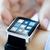 handen · boodschapper · smart · horloge · business - stockfoto © dolgachov