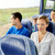 bus · interieur · openbaar · vervoer · achtergrond · metro · verkeer - stockfoto © dolgachov