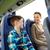 mutlu · aile · binicilik · seyahat · otobüs · turizm · aile - stok fotoğraf © dolgachov
