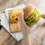 mulher · lanches · cola · fast-food · pessoas - foto stock © dolgachov