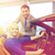 feliz · casal · compra · carro · automático · mostrar - foto stock © dolgachov