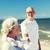 szczęśliwy · starszy · para · trzymając · się · za · ręce · lata · plaży · rodziny - zdjęcia stock © dolgachov