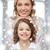 szczęśliwy · matka · córka · rodziny · dzieci · christmas - zdjęcia stock © dolgachov