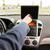 uomo · guida · auto · GPS · trasporto - foto d'archivio © dolgachov