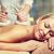 donna · massaggio · spa · persone - foto d'archivio © dolgachov