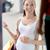 妊婦 · ショッピングバッグ · 街 · 妊娠 · 母性 · 人 - ストックフォト © dolgachov