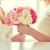 felice · lesbiche · Coppia · fiori · persone - foto d'archivio © dolgachov