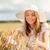 молодые · пшеницы · ушки · области · природы · фон - Сток-фото © dolgachov