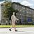 emberek · zebra · utca · arc · háttér · üzletember - stock fotó © dolgachov