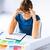 インテリアデザイナー · インテリアデザイン · 女性 · ホーム - ストックフォト © dolgachov