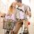 para · rowery · miasta · lata · wakacje · wakacje - zdjęcia stock © dolgachov