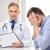 arts · man · gezondheid · probleem · ziekenhuis · geneeskunde - stockfoto © dolgachov