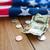 американский · флаг · деньги · древесины · бюджет · Финансы - Сток-фото © dolgachov