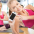 aerobik · fitness · woman · işaret · aerobik · enerjik - stok fotoğraf © dolgachov