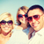 幸せな家族 · 青空 · 夏 · 休日 · 子供 · 人 - ストックフォト © dolgachov