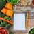 verduras · frescas · cuaderno · recetas · menú · papel - foto stock © dolgachov