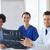 gruppo · felice · medici · Xray · immagine - foto d'archivio © dolgachov