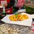 close up of snack at street market stock photo © dolgachov